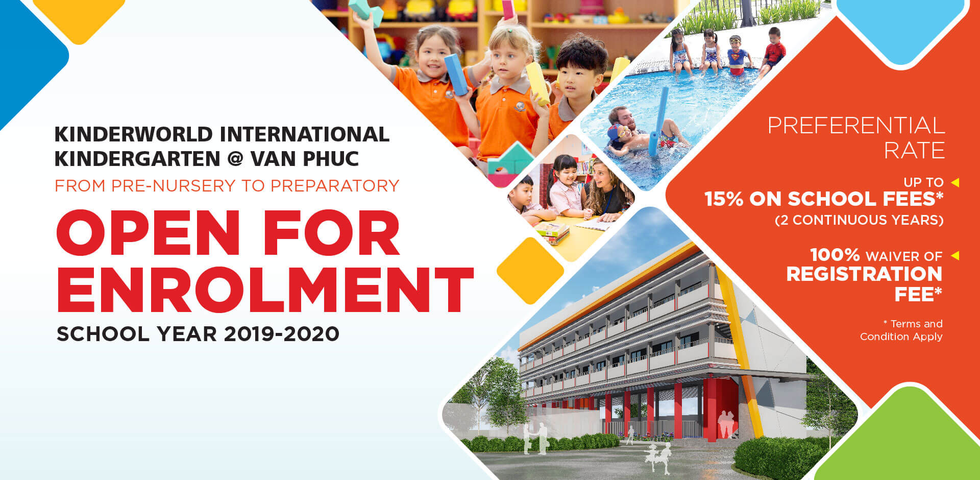 Enrolment KIK Van Phuc