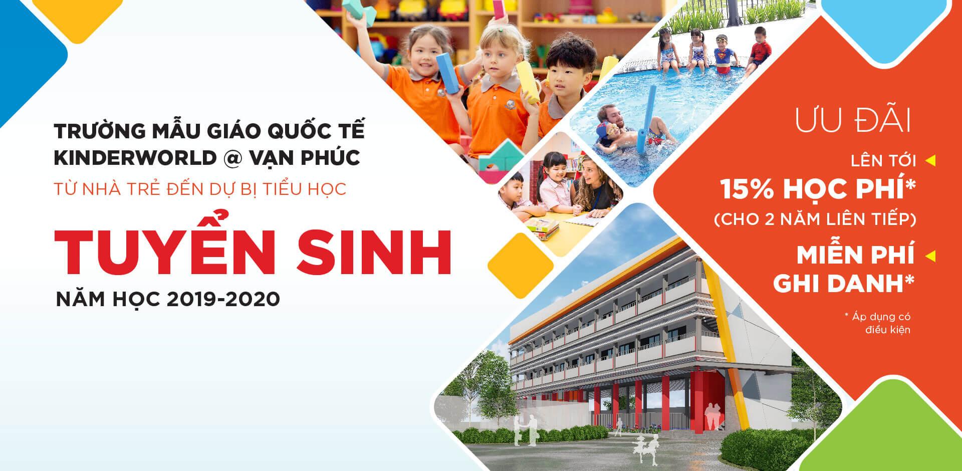 Enrolment KIK Van Phuc VN