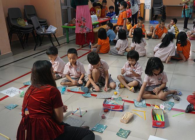 Steam Week at Saigon South