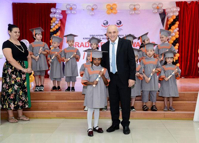 Graduation Ceremony at KIK Ciputra 2019 – 2020
