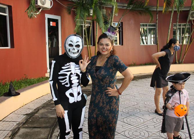 Happy Halloween at KIK Vung Tau