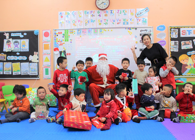 Christmas at KIK @ Van Phuc